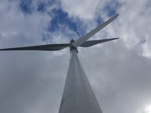 First turbine type C wind park equipped with iSpin systems